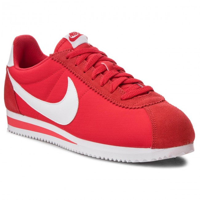 5dc5cd4d Shoes NIKE - Classic Cortez Nylon 807472 604 University Red/White -  Sneakers - Low shoes - Men's shoes - efootwear.eu