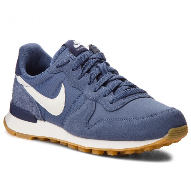 Shoes NIKE Internationalist 828407 412 Diffused BlueSummit White
