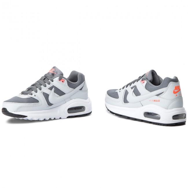 Shoes NIKE Air Max Command Flex (GS) 844349 001 Cool GreyPure Platinum