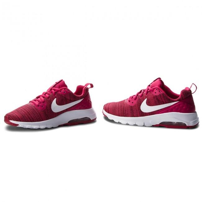 Shoes NIKE Air Max Motion Lw (GS) 917654 602 Rush PinkWhiteRed Crush