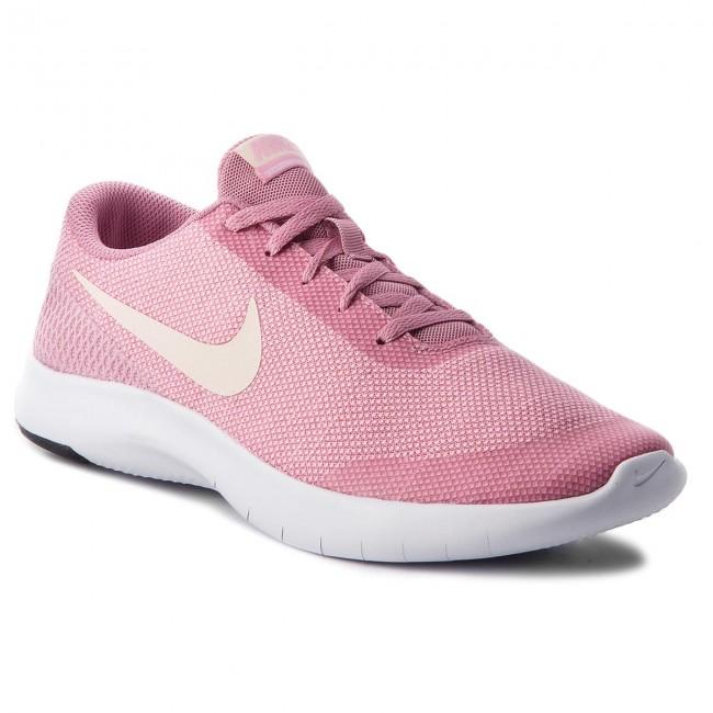 Shoes NIKE Flex Experience Rn 7 (GS) 943287 601 Elemental PinkGuava IcePink
