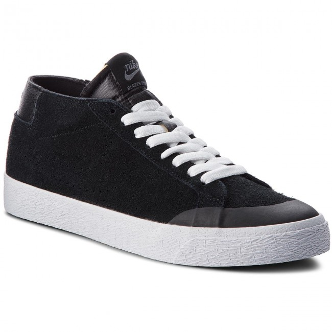 sports shoes 074ec 7a2c2 Shoes NIKE - Sb Zoom Blazer Chukka Xt AH3366 001 Black/Black/Gunsmoke