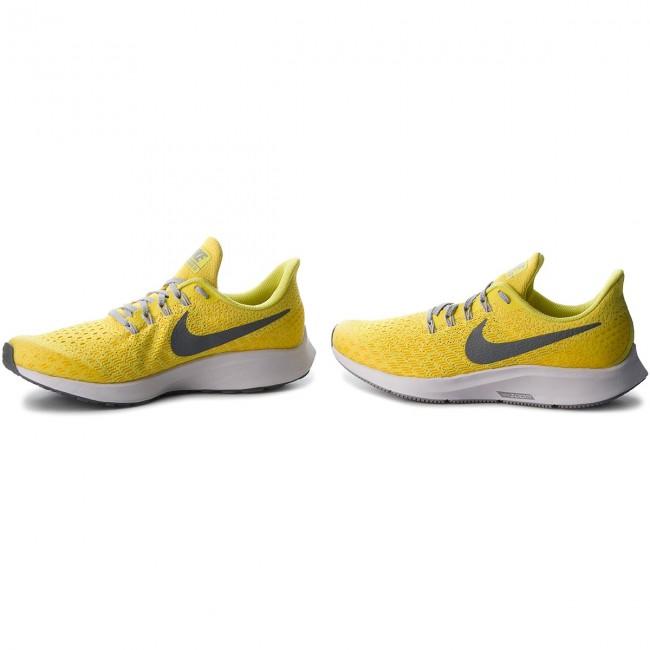plus de photos 04400 36f51 Shoes NIKE - Air Zoom Pegasus 35 (GS) AH3481 700 Dynamic Yellow/Cool Grey