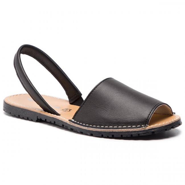 Sandals TAMARIS 1 28916 22 Black Leather 003