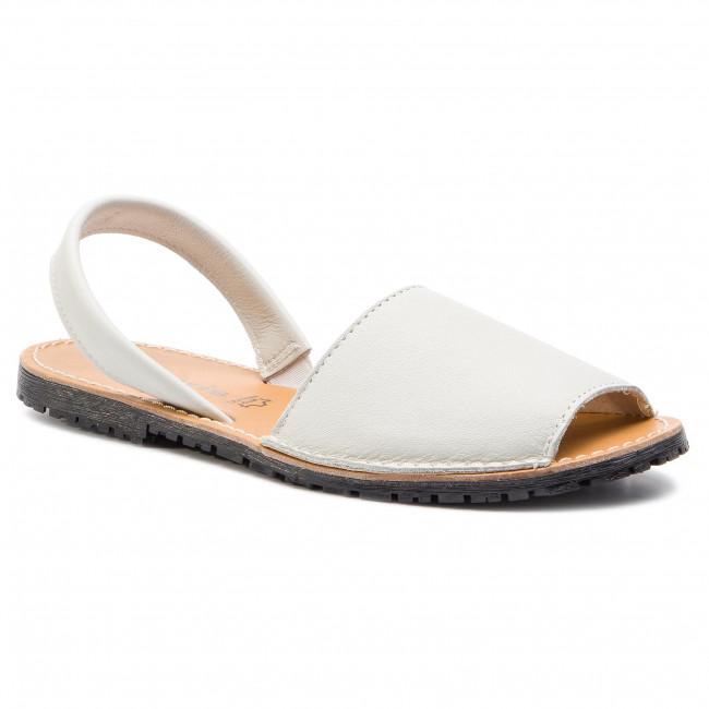 Sandals TAMARIS 1 28916 22 White Leather 117
