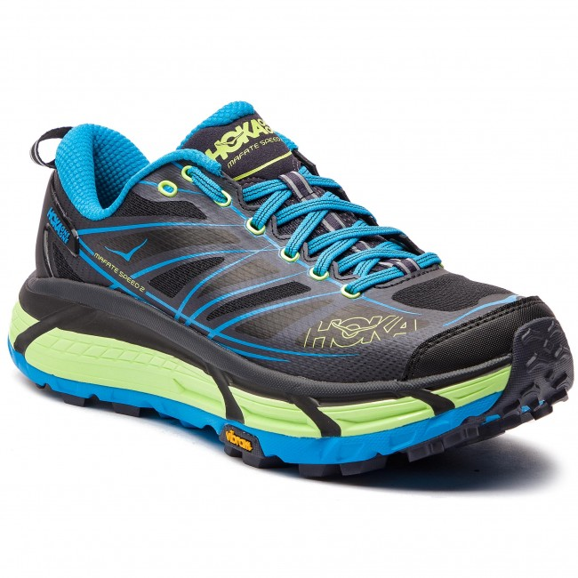 promo code 1791a d316f Shoes HOKA ONE ONE - Mafate Speed 2 1012343 Nine Iron/Black