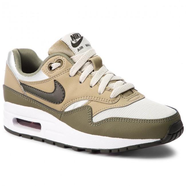 Shoes NIKE Air Max 1 (GS) 807602 200 Medium OliveSequoia
