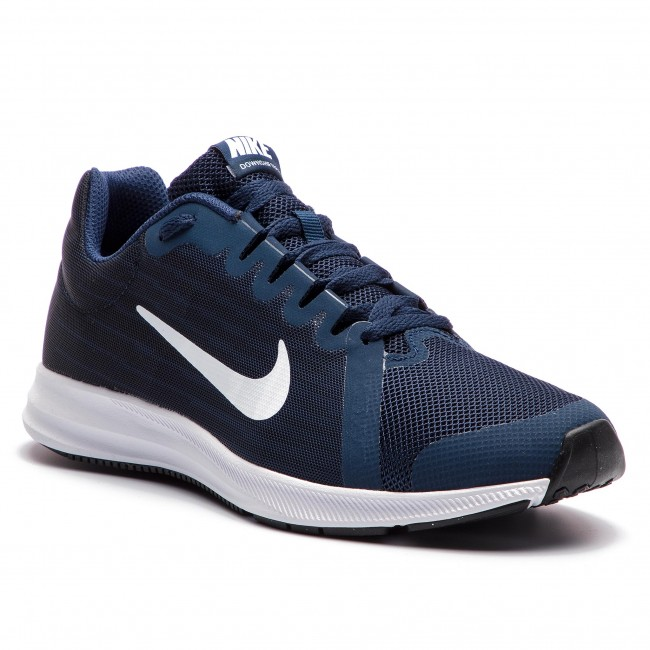 d9dbaee648 Shoes NIKE - Downshifter 8 (GS) 922853 400 Midnight Navy/White - Indoor -  Running shoes - Sports shoes - Women's shoes - efootwear.eu