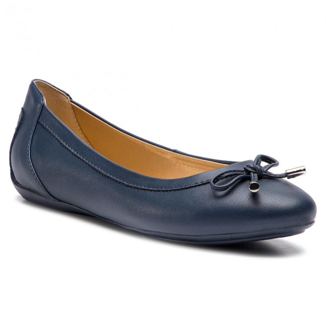 Flats GEOX D Charlene A D84Y7A 000BC C4002 Navy