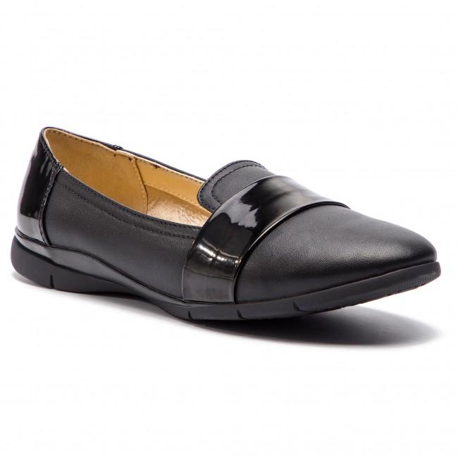 Shoes GEOX D Zane B D92BTB 05402 C9999 Black