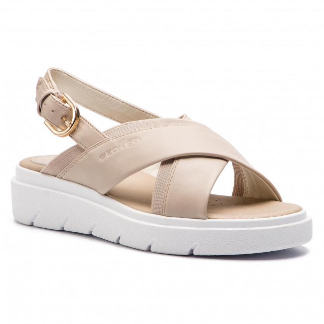 Sandals GEOX D Tamas A D92DLA 000BC C5000 Beige