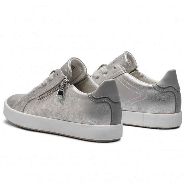 Sneakers GEOX D Blomiee C D926HC 0PVBC C0818 Off WhiteIce