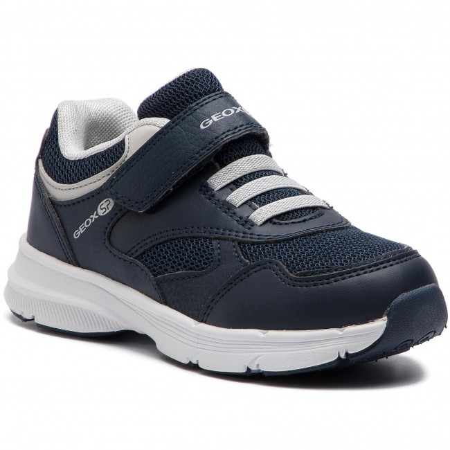 for whole family crazy price online retailer Sneakers GEOX - J Hoshiko B. A J845GA 0BC14 C0661 S Navy/Grey