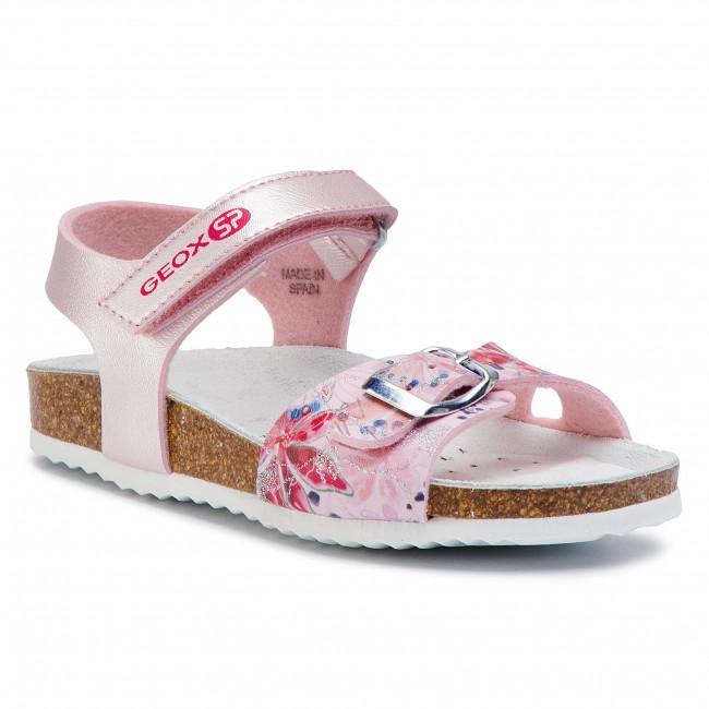 Sandals GEOX J Adriel G. B J928MB 0NF04 C8008 M PinkPink