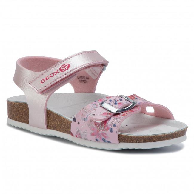 Sandals GEOX J Adriel G. B J928MB 0NF04 C8008 S PinkPink