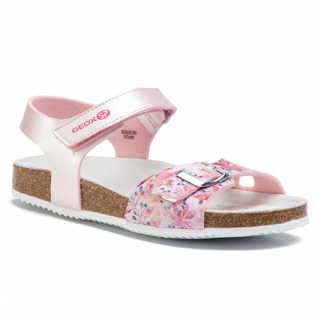 Sandals GEOX J Adriel G. B J928MB 0NF04 C8008 D PinkPink