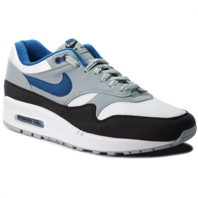 The dport Nike Air Max 1 AH8145 101 WHITEBLACK WOLF GREY