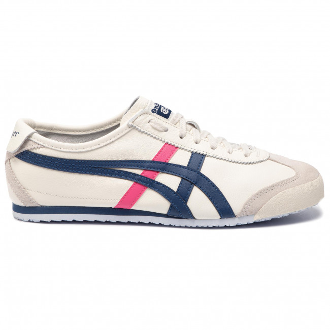 Sneakers ONITSUKA TIGER Mexico 66 1182A078 CreamMidnight Blue 103