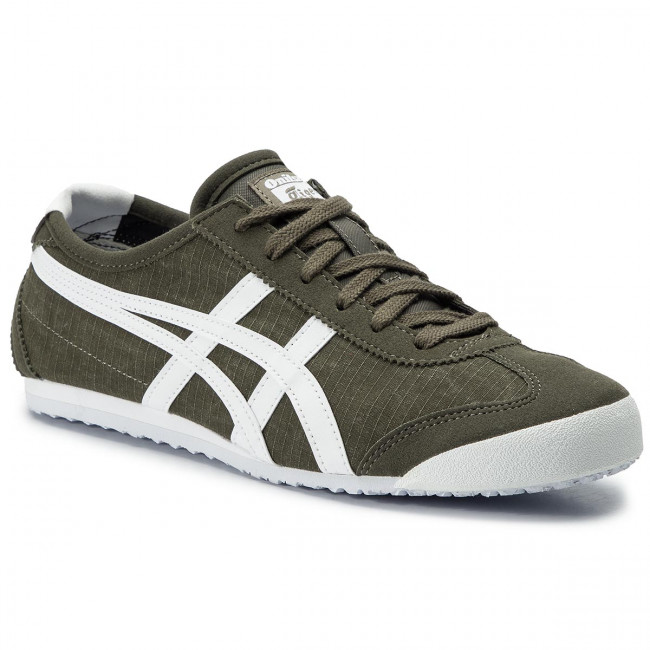 the latest de4eb 52b1d Sneakers ASICS - ONITSUKA TIGER Mexico 66 1183A223 Dark Olive/White 300