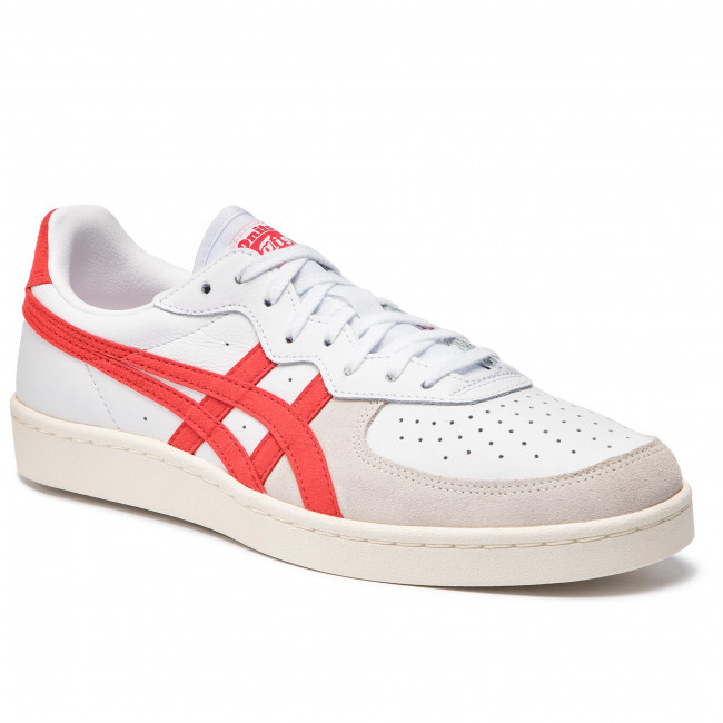best sneakers 37123 8c754 Sneakers ASICS - ONITSUKA TIGER Gsm 1183A353 White/Classic Red 101