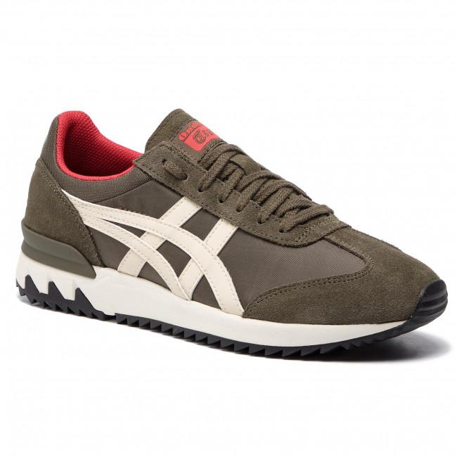brand new 146a2 dc07f Sneakers ASICS - ONITSUKA TIGER California 78 Ex 1183A355 Dark  Olive/Vanilla 301