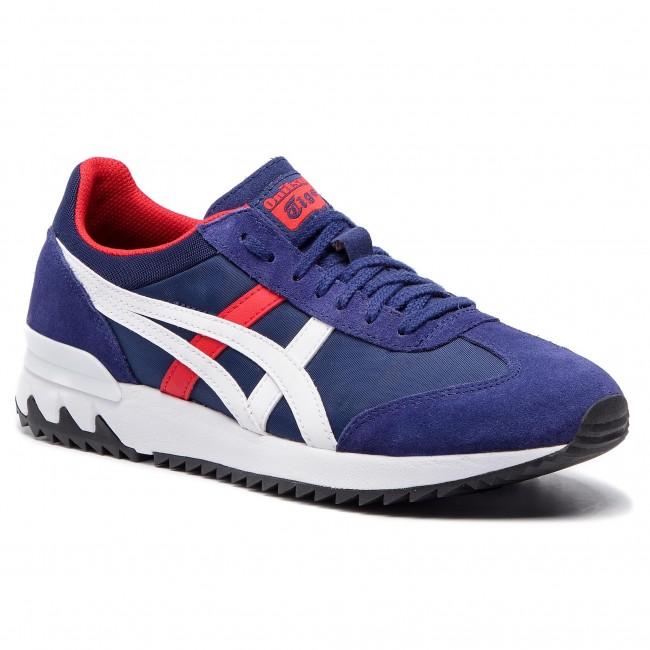 innovative design ddff8 77ba8 Sneakers ASICS - ONITSUKA TIGER California 78 Ex 1183A355 Indigo Blue/White  401
