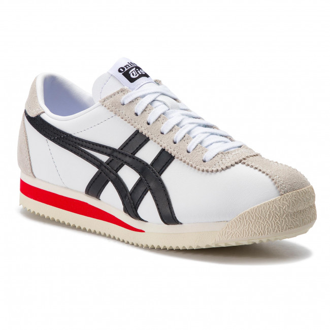 100% authentic 33c62 eef40 Sneakers ASICS - ONITSUKA TIGER Corsair 1183A357 White/Black 100