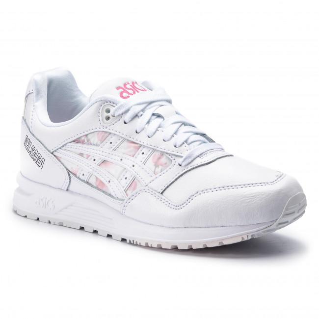 Sneakers ASICS - Gelsaga 1192A070 White/White 100 - Sneakers ...