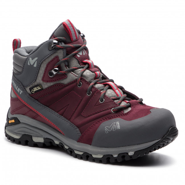 MILLET Womens Ld Trident GTX W Low Rise Hiking Boots