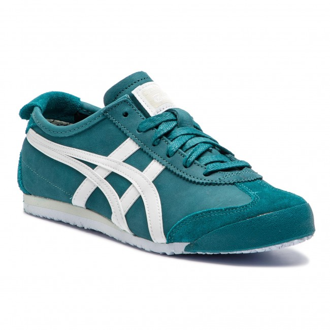 buy online 06f36 7c51b Sneakers ASICS - ONITSUKA TIGER Mexico 66 1183A359 Spruce Green/White 301