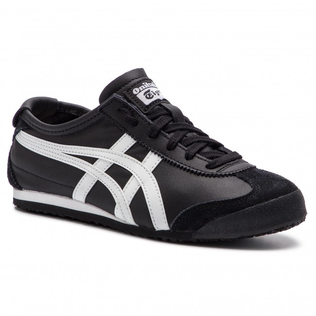 brand new dc51e c8436 Sneakers ASICS - ONITSUKA TIGER Mexico 66 DL408 Black/White 9001