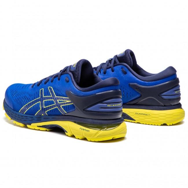 Shoes ASICS Gel Kayano 25 1011A019 Asics BlueLemon Spark 401
