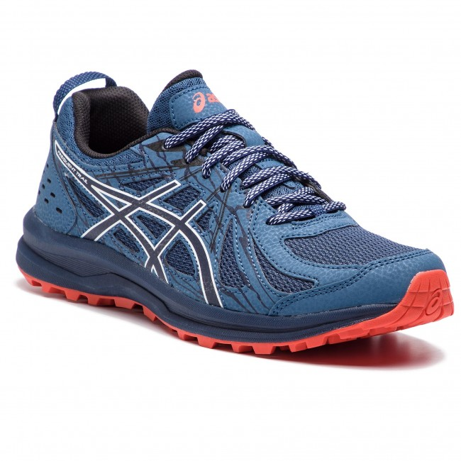 Shoes ASICS - Frequent Trail 1011A034 Grand Shark/Peacoat 401