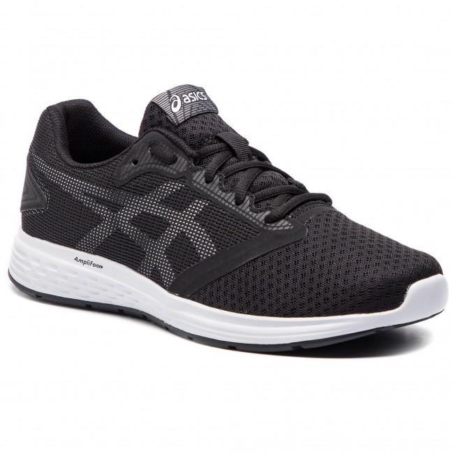 Shoes ASICS - Patriot 10 1011A131 Black/White 002