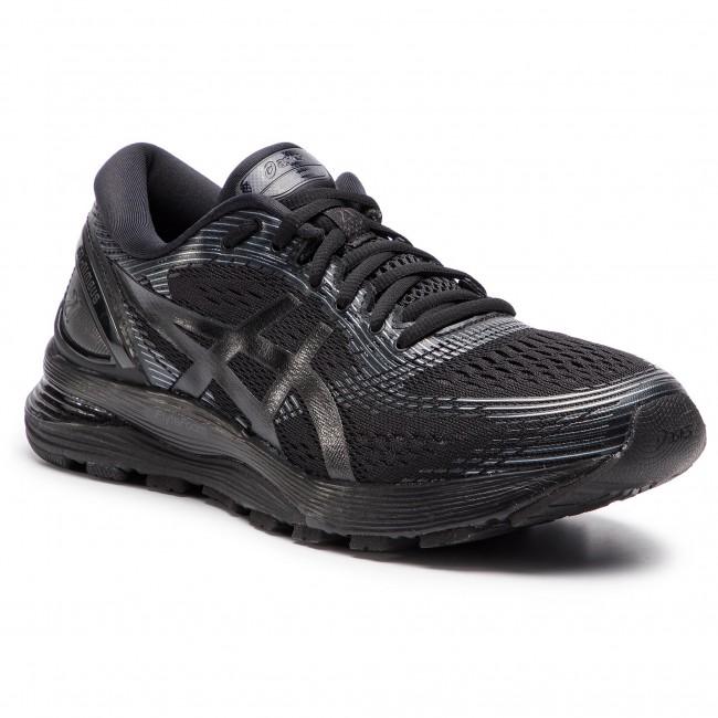 Shoes ASICS Gel Nimbus 21 1011A169 BlackBlack 004
