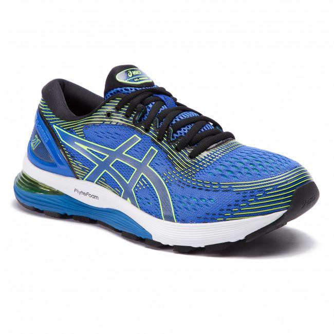 Shoes ASICS Gel Nimbus 21 1011A169 Illusion BlueBlack 400