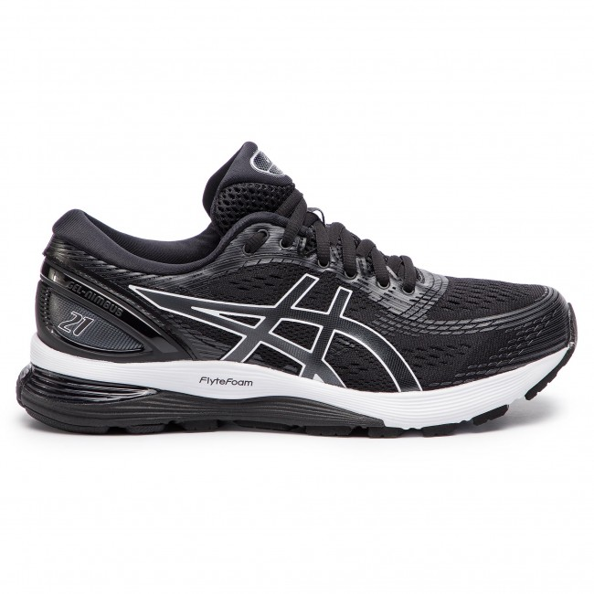 Shoes ASICS Gel Nimbus 21 1011A172 BlackDark Grey 001