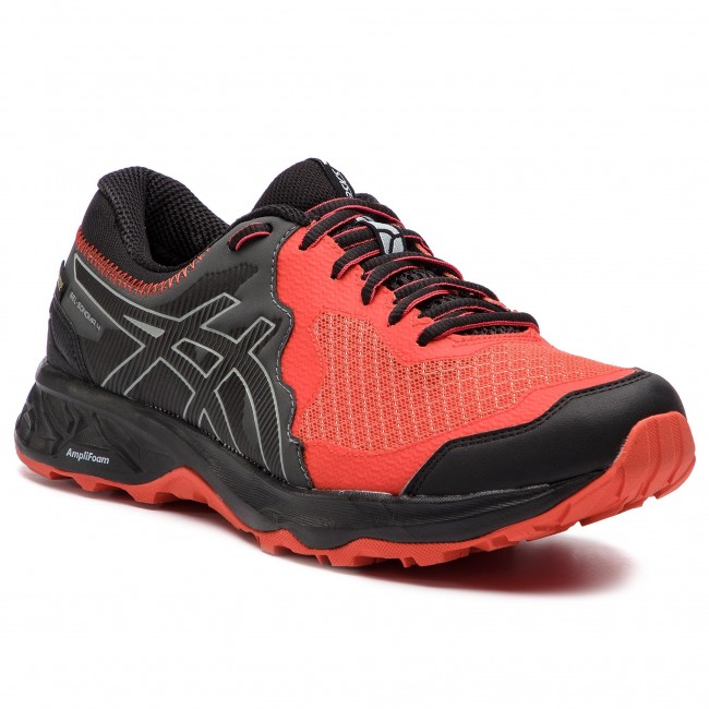 Shoes ASICS Gel Sonoma 4 G Tx GORE TEX 1011A210 Red SnapperBlack 600