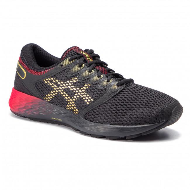 Shoes ASICS - RoadHawk FF 2 1011A590 Black/Rich Gold 001