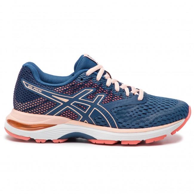 recoger valor Dato  Shoes ASICS - Gel-Pulse 10 1012A010 Grand Shark/Baked Pink 402 - Indoor -  Running shoes - Sports shoes - Women's shoes   efootwear.eu