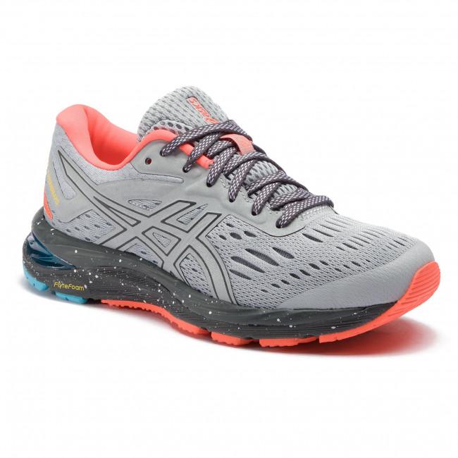 Shoes ASICS Gel Cumulus 20 Le 1012A218 Mid GreyDark Grey 020