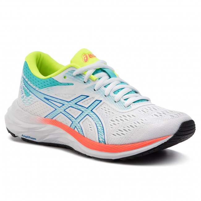 Shoes ASICS Gel Excite 6 Sp 1012A507 WhiteIce Mint 100