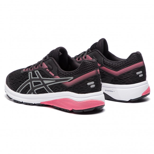 Referéndum Adular padre  Shoes ASICS - GT-1000 7 Gs 1014A005 Black/Black 004 - Indoor - Running  shoes - Sports shoes - Women's shoes | efootwear.eu