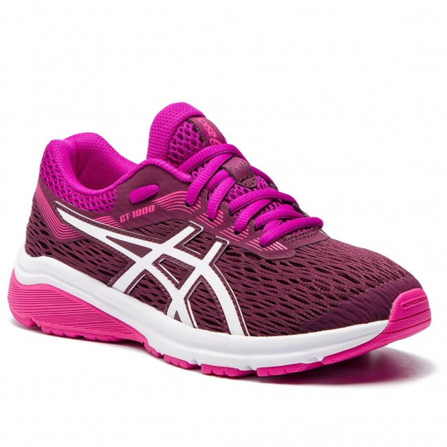 Teleférico donante Aspirar  Shoes ASICS - GT-1000 7 Gs 1014A005 Roselle/Roselle 500 - Indoor - Running  shoes - Sports shoes - Women's shoes | efootwear.eu