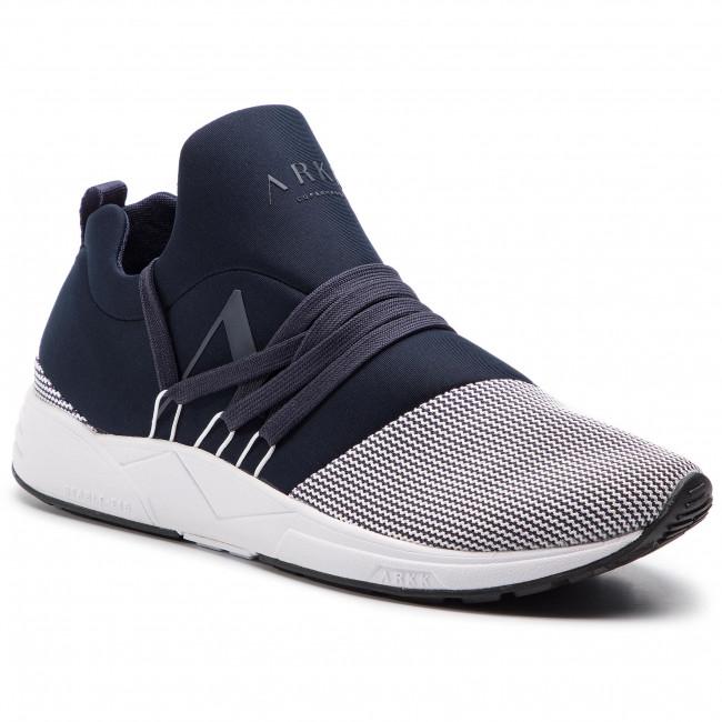 d9b40895 Sneakers ARKK COPENHAGEN - Raven Mesh S-E15 IL1401-0052-M Midnight/White
