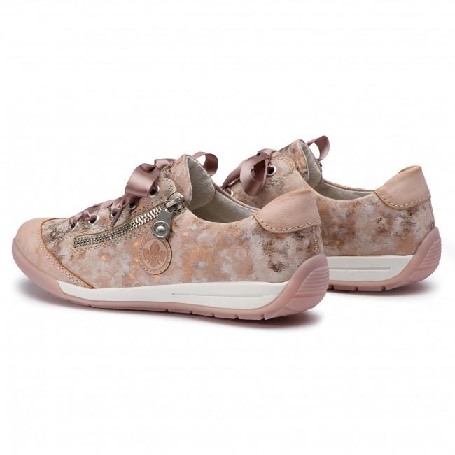 Sneakers RIEKER - M3024-32 Rosa