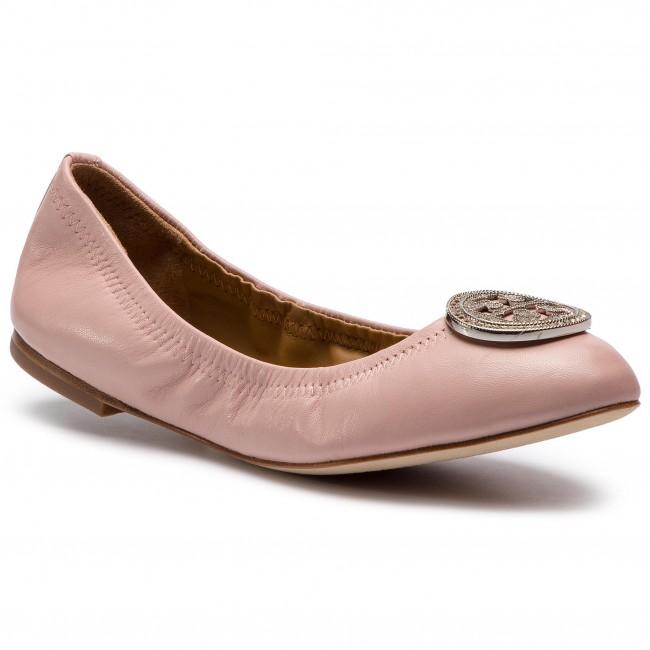 3294c151e Flats TORY BURCH - Liana Ballet Flat 46084 Pink 654 - Ballerina shoes - Low  shoes - Women's shoes - efootwear.eu