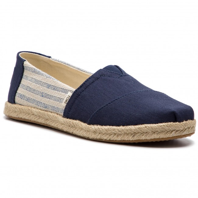 Espadrilles TOMS - Classic 10013504 Navy Ivy
