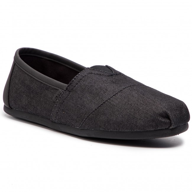 Shoes TOMS Classic 10013525 Black Heavy