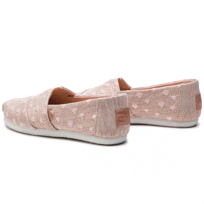 Shoes TOMS - Classic 10013594 Rose Gold
